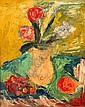 JEAN SARDI (NÉ EN 1947) - Bouquet de fleurs., Jean Sardi, Click for value