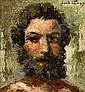 Marcel ARNAUD (1877-1956) - Autoportrait., Marcel Arnaud, Click for value