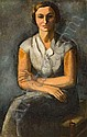 ALICE HALICKA (1895-1975) - Portrait de Madame A., Alice Halicka, Click for value