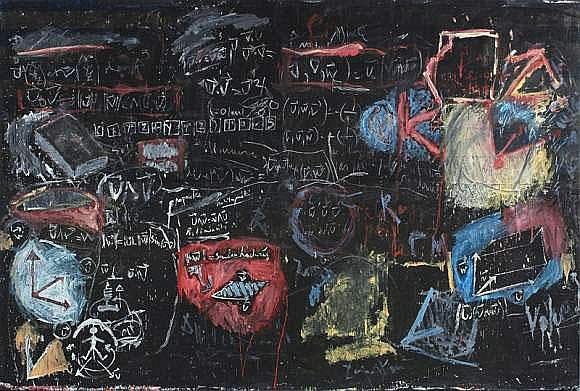 Georges AUTARD (né en 1951) - Sans titre.