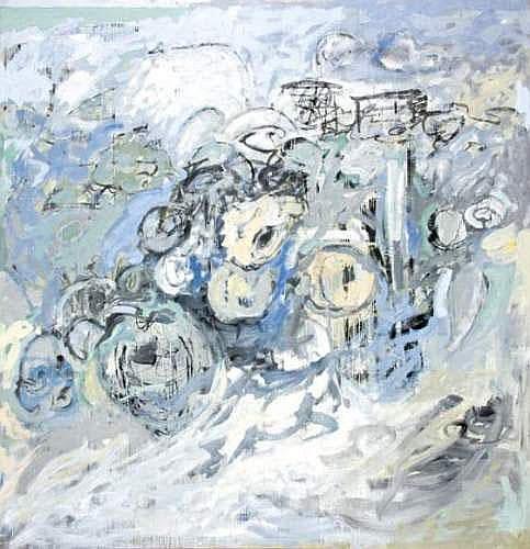 GERARD TRAQUANDI (NÉ EN 1952) - Sans titre. Circa