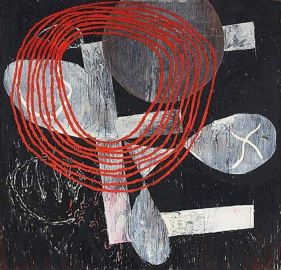 GEORGES AUTARD (NÉ EN 1951) - Sans titre, 1985.