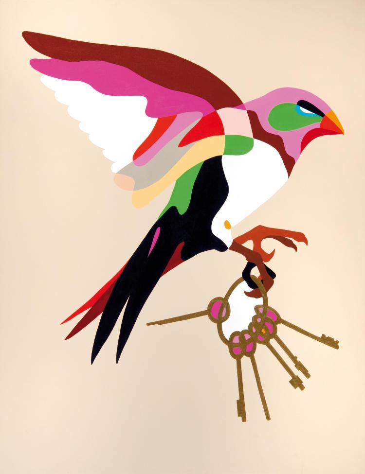 SOZYONE (1973)   Lydropolis - Malavita birds, 2011