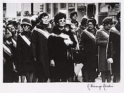 GIANNI BERENGO-GARDIN (Né en 1930) - Rassemblement