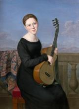 Attribué à Adèle ROMANY (1769-1846)