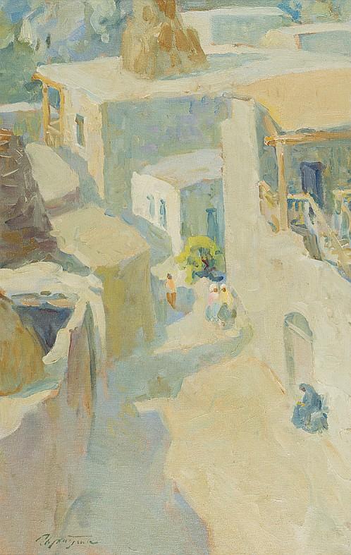 ARMEN ATAYAN (1922) Արմեն Արշակի Աթայան