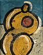 Bohomil KECIR (1904-1987)Nu.Huile sur carton.64 x 50 cm., Bohomil Kecir, Click for value
