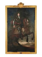 Attribué à Jacob van SCHUPPEN (1670-1751)