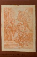 Domenico Maria Fratta (attr. to) (1696-1763) - Religious scene