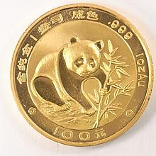 100 Yuan / China