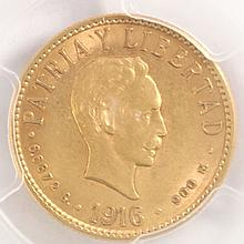 4 Pesos / Cuba