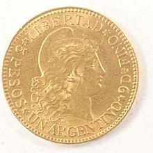 5 Pesos - Un Argentino / Argentina