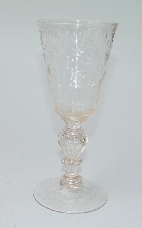 Pokal, Böhmen, Barock um 1730