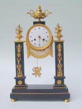 Pendule, Transition, Frankreich um 1790