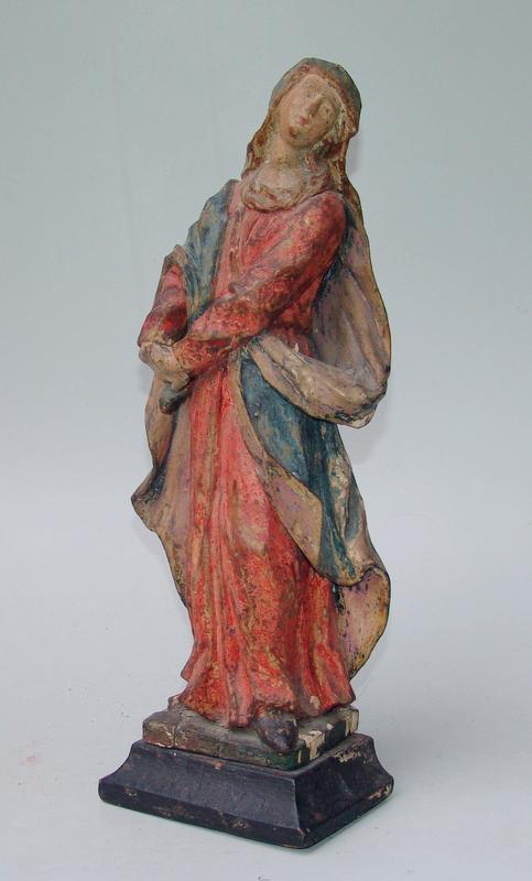 Maria Magdalena als Klagende unter dem Kreuz, Italien 18. Jhd.