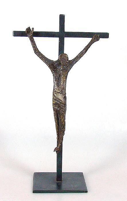 Reuter, Erich Fritz (1911 Berlin 1997) Christus.