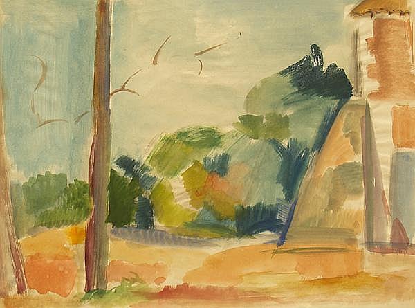 Laves, Werner (1903 Berlin 1972)