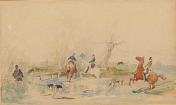 Parquet, Charles Gustave (geb. Beauvais 1826) att.