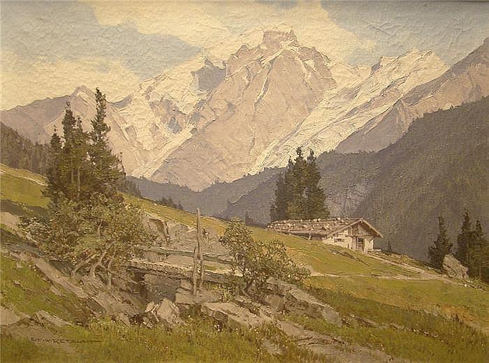 Retzlaff, Ernst Carl Walter (1898 Berlin 1976)