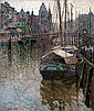 Graf, Gerhard (1883 Berlin 1960) Der Hafen von, Gerhard (1883) Graf, Click for value