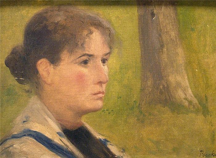 Paczka, Ferenz (Franz) (1856 Monor-1925 Berlin)