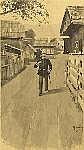 Flashar, Max (1855-1915) Preußischer Infanterist