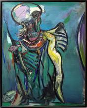 Giebe, Hubertus (geb. 1953 Dohna)