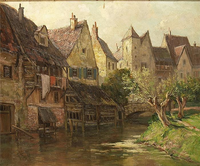 Feucht, Théodore (1867 Ludwigsburg-München 1944)