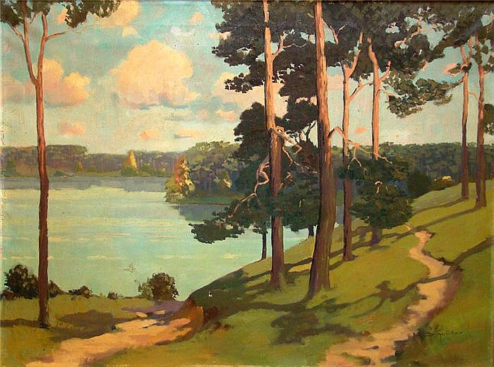 Schlüter, August (1858 Münster - Düsseldorf 1928)