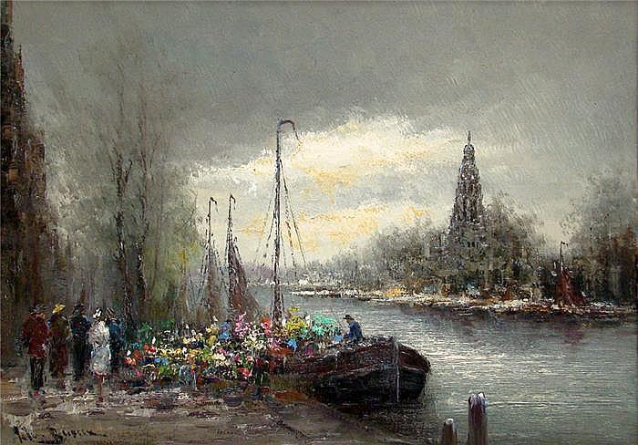 Brouwer, Petrus Antonius (geb. 1935 Utrecht/NL)