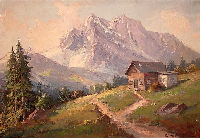 Schlüter, August (1858 Münster-Düsseldorf 1928)