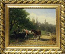 Zorn, Gustav (1845 Mailand - Bordighera 1893)