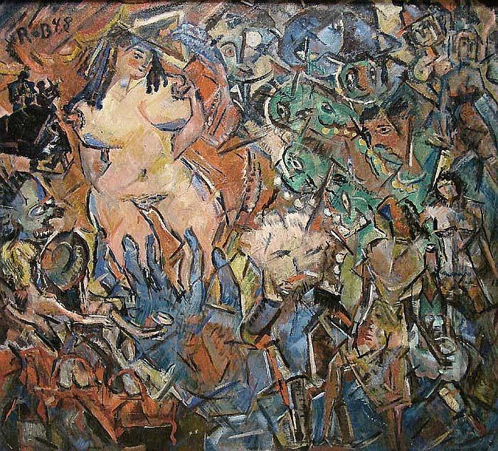 Richter-Berlin, Heinrich (1884 Berlin 1981)