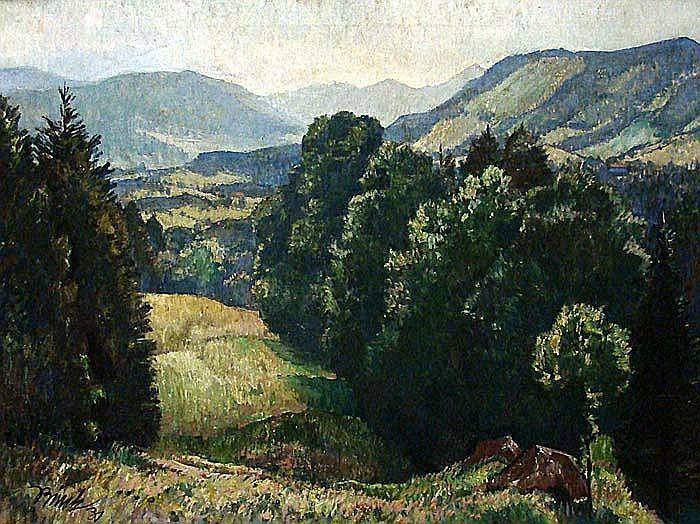 Bürck, Paul (1878 Straßburg-München 1947)
