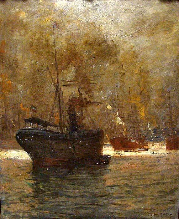 Grethe, Carlos (1864 Montevideo-Nieuwport 1913)