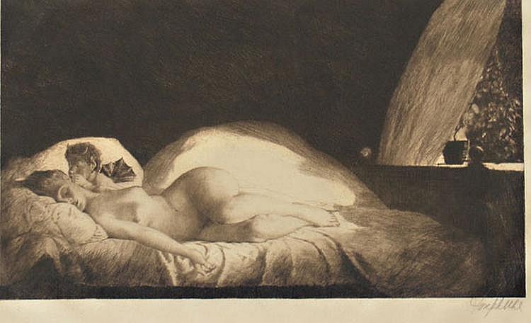 Uhl, Joseph (geb.1877) Mappenwerk ''Ein