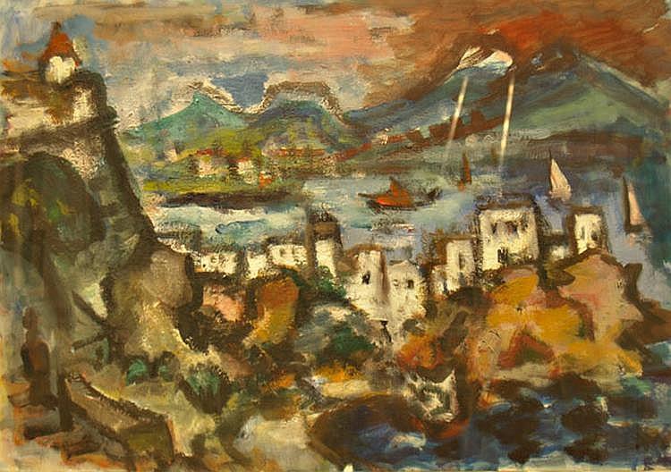Märksch, Helmut (1907 Berlin-Sylt 1980)