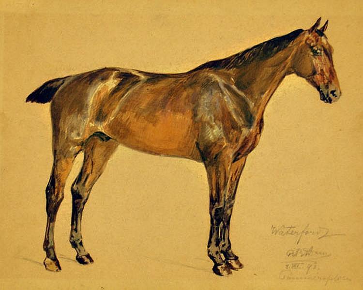 Adam, Richard Benno (1873 München 1937)