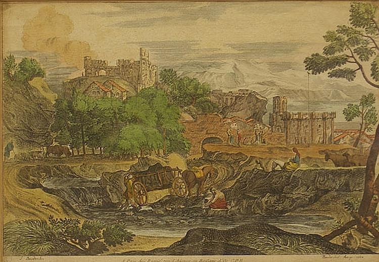 Baudet, Étienne (1638-1711) A PARIS chés..., so in