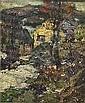 Albitz, Richard (1876 Berlin 1954)