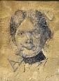 Arndt, Leo (1857 Eilenburg-Berlin 1945) Portrait, Leo Arndt, Click for value