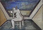 Rabus, Carl (1898 Kempten-Murnau 1983) att. Blick