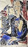 Strohhäcker, Reinhold (1900-1975) Junge Frau mit