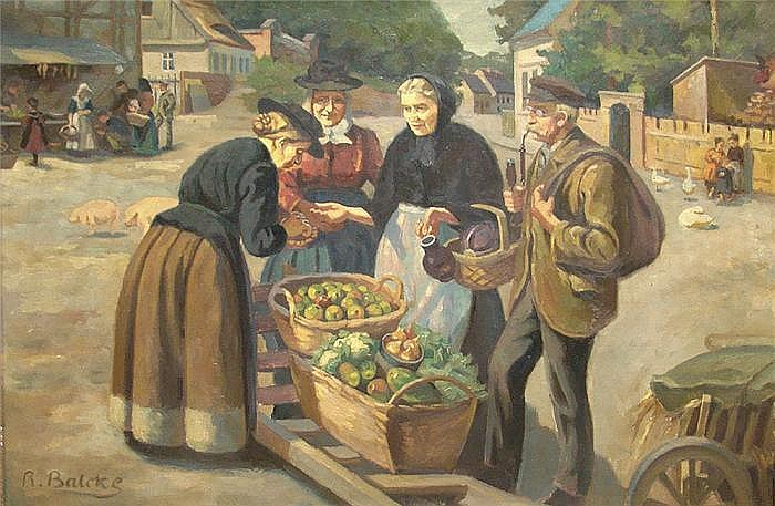 Balcke, Robert (1880 Schwiebus-Berlin 1945)
