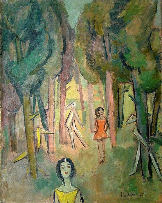 Wellenstein, Walter (1898 Dortmund-Berlin 1970)