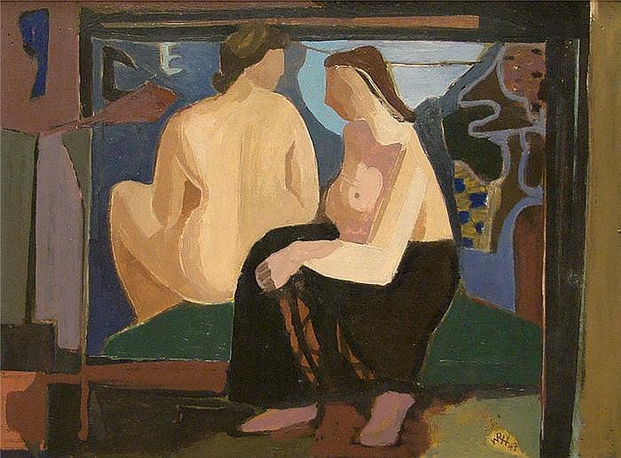 Huth, Willy Robert (1890 Erfurt-Berlin 1977)