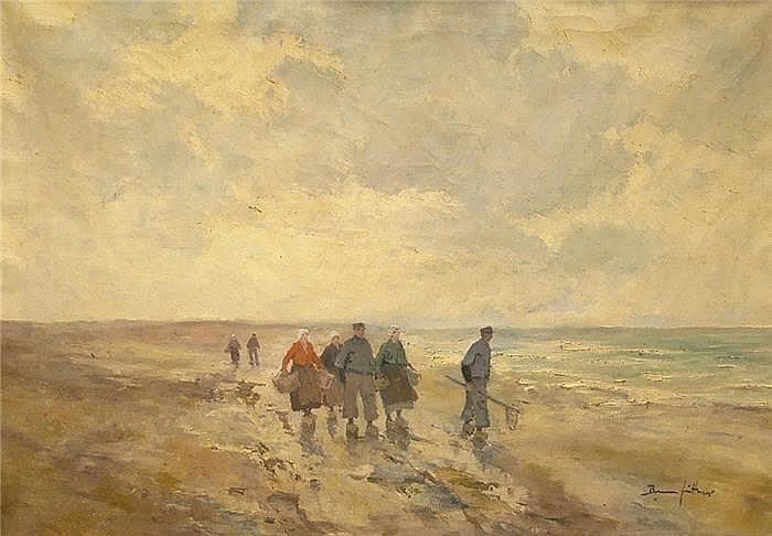 Jüttner, Bruno (geb. 1880) Holländische
