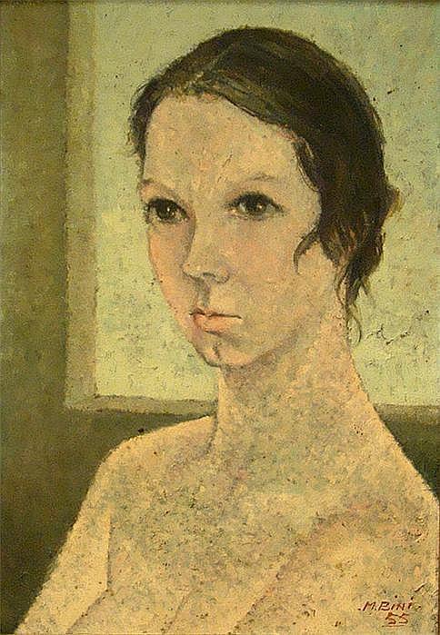 Bini, Mauro (geb. 1932 Florenz) Mädchen im