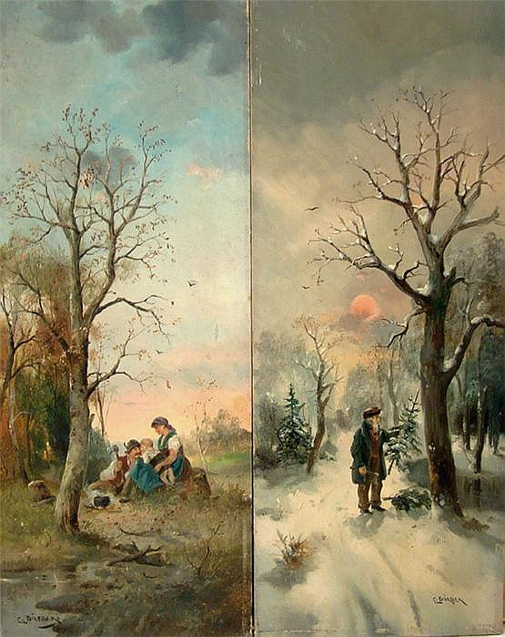 Bürger, Lothar Michael (1866 Wien-Kirchstetten