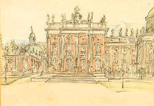 Meyer-Pyritz, Immanuel (1902 Berlin 1974) Linker